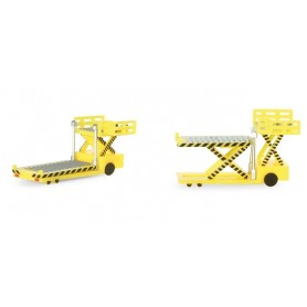Herpa Wings 520621 Container loader (2 pieces)
