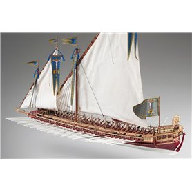 """Dusek D015 Flagship of Holly League during the battle of Lepanto in 1571 """"La Real"""""""