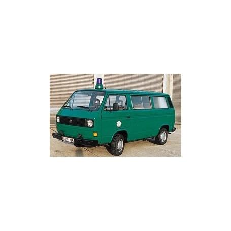 "Roco 716 VW T3 Buss ""Federal German Border Police"""