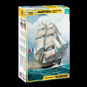"""Zvezda 9034 French frigate """"Acheron"""""""