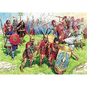 Zvezda 8034 Figurer Republican Rome Infantry III-II BC
