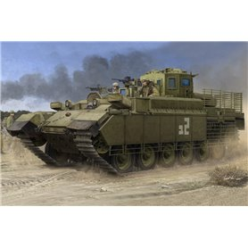 Hobby Boss 84547 Tanks IDF PUMA CEV