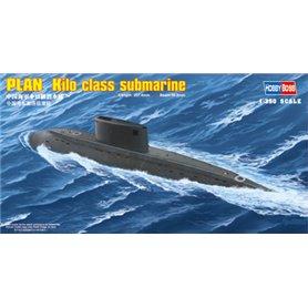 Hobby Boss 83501 Ubåt PLAN Kilo class submarine