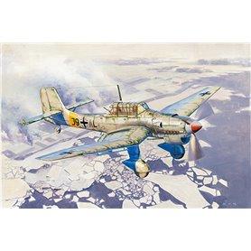 Trumpeter 02422 Flygplan Junkers Ju-87B-2/U4 Stuka