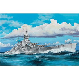 Trumpeter 05320 Italian Navy Battleship RN Vittorio Veneto 1940