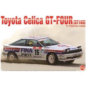 Nunu 24015 TOYOTA CELICA GT-FOUR ST165 '91 TOUR DE CORSE