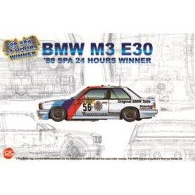 Nunu 24017 BMW E30 '88 SPA 24 HOURS WINNER