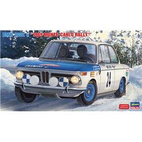 """Hasegawa 20332 BMW 2002 ti 1969 """"Monte Carlo Rally"""""""