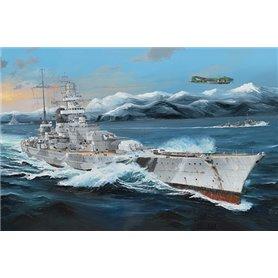Trumpeter 03715 German Scharnhorst Battleship