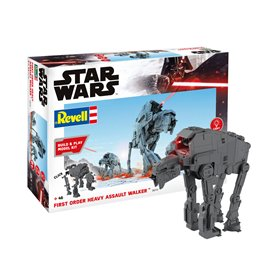 Revell 06772 Star Wars First Order Heavy Assault Walker