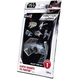 """Revell 01102 Star Wars Darth Vader's TIE Fighter """"Easy Click"""""""