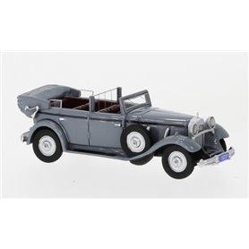 BOS 87560 Mercedes 770 (W07) Convertible, grå, RHD, 1930