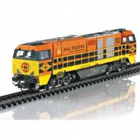 Märklin 37298 Class G 2000 BB Vossloh Diesel Locomotive