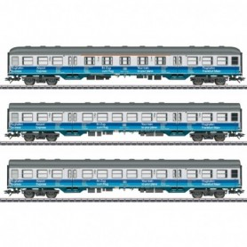 Märklin 43815 Airport Express Passenger Car Set