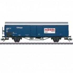 Märklin 48521 Märklin Magazin H0 Annual Car for 2021
