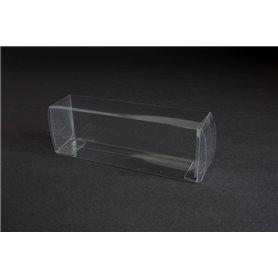 Tåg & Hobby 130 Plastbox, genomskinlig, L130xB32xH46 mm, 1 st