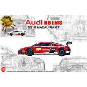 Nunu 24024 Audi R8 LMS MACAU FIA GT 2015