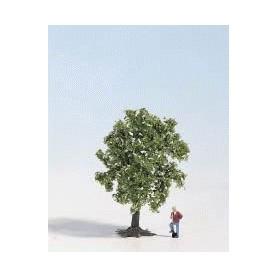 Noch 28111 Fruktträd, vitblommande, 8 cm hög