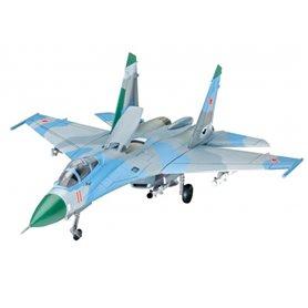 """Revell 63948 Model Set Su-27 Flanker """"Gift Set"""""""