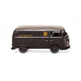 Wiking 30004 VW T2 box van 'UPS'