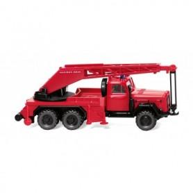 Wiking 86149 Fire brigade - Crane truck KW 15 (Magirus Uranus)