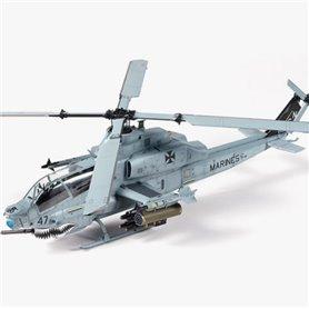 "Academy 12127 Helikopter USMC AH-1Z ""Shark Mouth"""