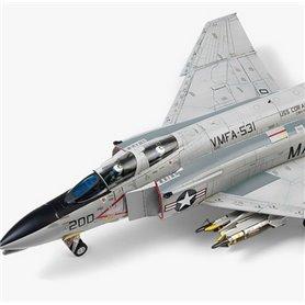 """Academy 12315 Flygplan USMC F-4B/N VMFA-531 """"GRAY GHOSTS"""""""