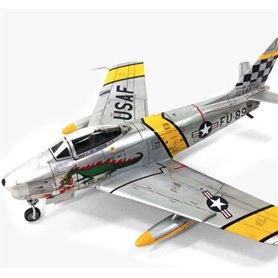 "Academy 12546 Flygplan F-86F ""Korean War"""