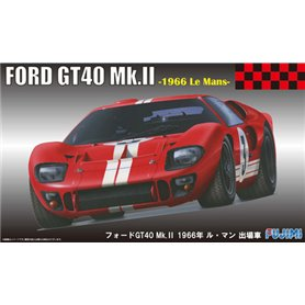 Ford GT40 Mk.II 1966 Le Mans