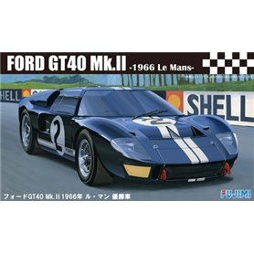 """Ford GT40 Mk.II """"1966 Le Mans"""""""