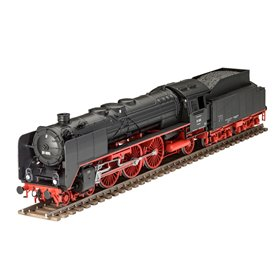 Revell 02172 Express locomotive BR01 with tender 2'2' T32