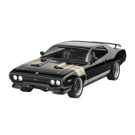 Revell 07692 Fast & Furious - Dominic's 1971 Plymouth GTX