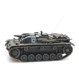 Artitec 387323 Tanks WM StuG III B grå, färdigmodell