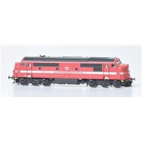 Dekas DK-8750114 Diesellok HFHJ Mx 17 DC Digital med ljud