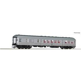 "Roco 74590 Kontrollvagn 2:a klass BDnf 738 DB ""Silberling"""