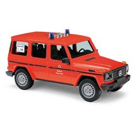 Busch 51436 Mercedes-G 90, Feuerwehr Berlin