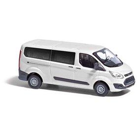 Busch 52422 Ford Transit Custom bus, vit