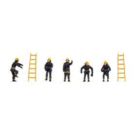 Noch 18001 Brandmän, 5 figurer med tillbehör