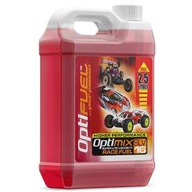 Optifuel OP2006K Optimix Race Bränsle 16% Nitro 2.5L