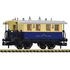 Fleischmann 805305 Rack-and-pinion railway passenger coach, Alpspitz-Bahn
