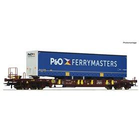 """Roco 76235 Pocket wagon T3, AAE """"P&O Ferrymasters"""""""
