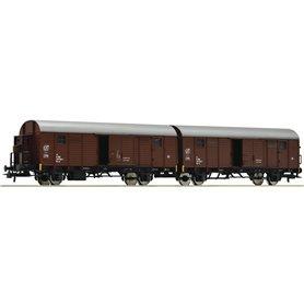Roco 76556 Leig wagon unit, ÖBB