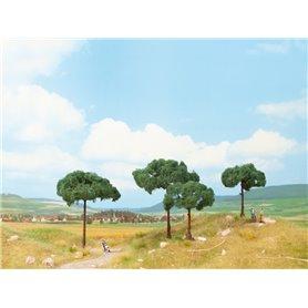 Noch 21992 Pinjeträd, 2 st, höjd 8.5 och 11.5 cm