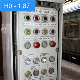 SR Modell 12021 TBFH-skåp (4-pack)