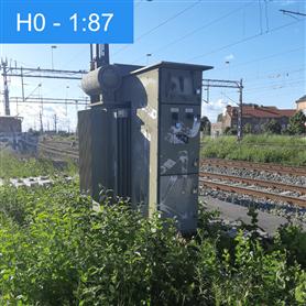 SR Modell 12041 Tågvärmetransformator