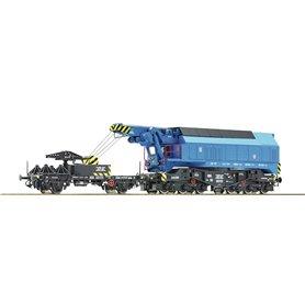 Roco 73038 Digital railway slewing crane, CSD