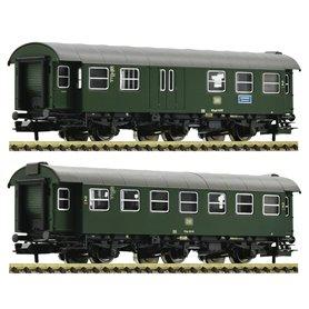 Fleischmann 809908 Personvagnsset DB