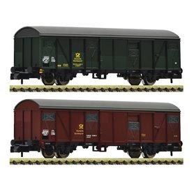 Fleischmann 831513 Godsvagnsset DBP
