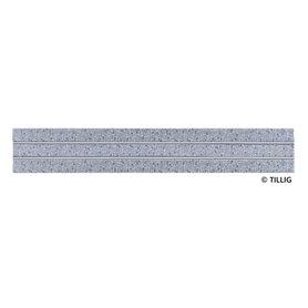 Tillig 87501 Spårvagnsräls, 316,8 mm