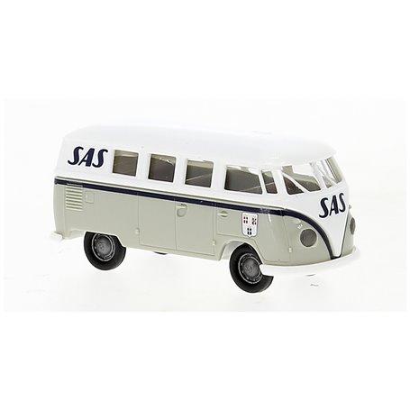 "Brekina 31611 VW T1b Kombi ""SAS - Scandinavian Airlines"""